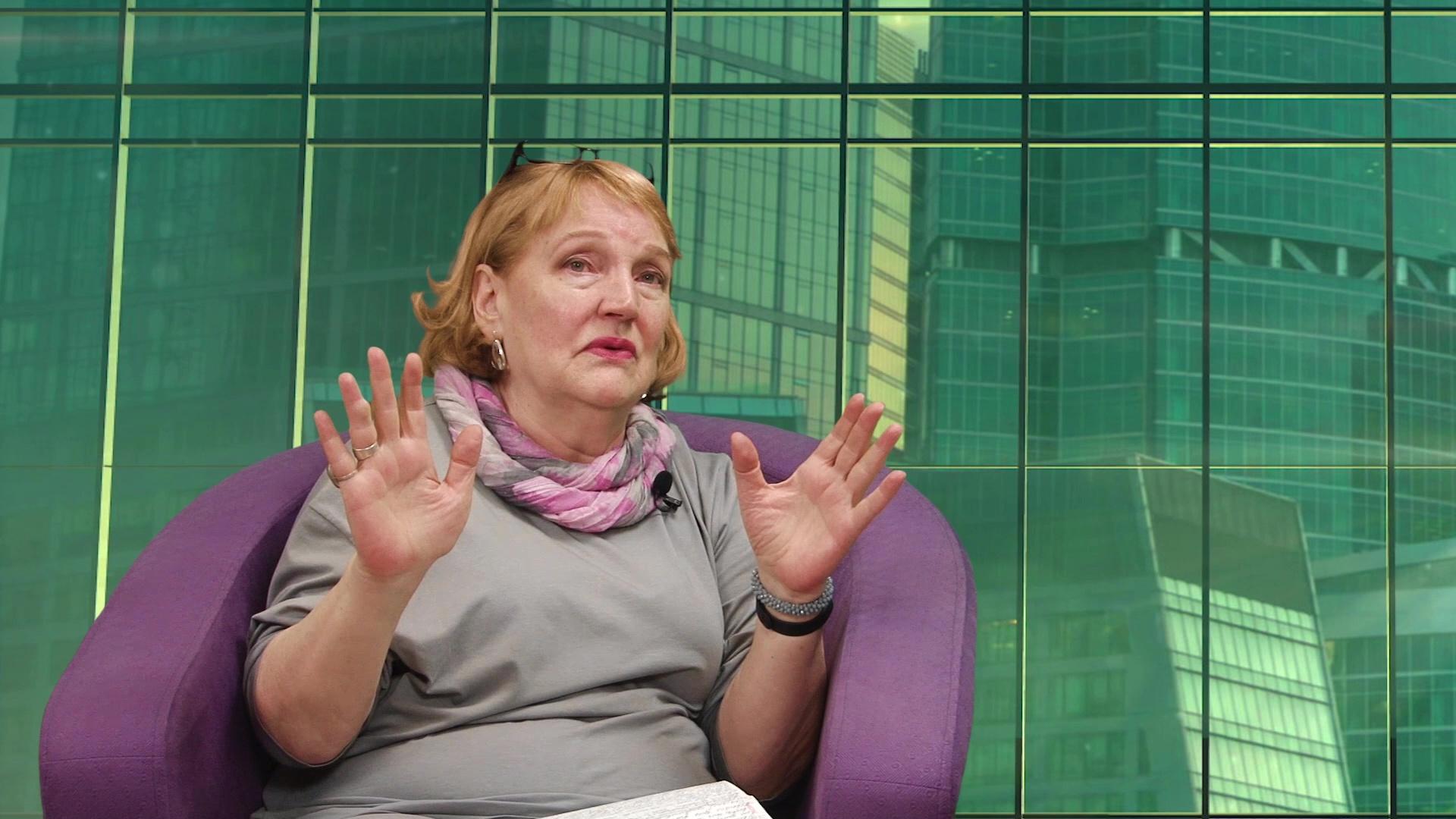 Светлана Яковлева, визионер